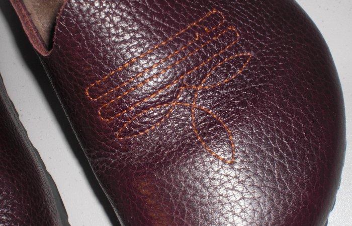 Very nice Papillio Birkenstock Clogs! Rich leather