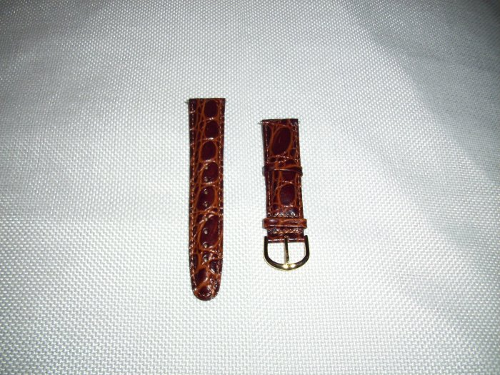 Genuine Leather Watchband Size 20mm
