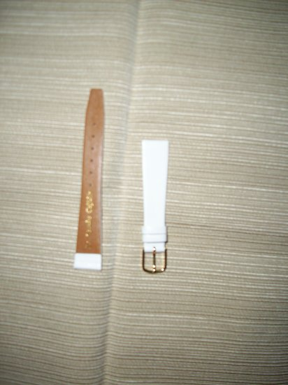 Genuine Calfskin Women's Watchband Size 16mm