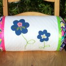 Vintage Flower Pillow