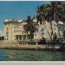 MIAMI, FLORIDA/FL POSTCARD, Villa Vizcaya
