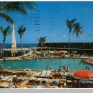 MIAMI, FLORIDA/FL POSTCARD, Seville Hotel/Cabana Club