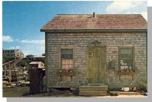 MARTHA'S VINEYARD MASS/MA POSTCARD, Menemsha/Cape Cod