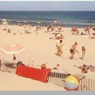 Beautiful CAPE COD, MASS/MA POSTCARD, Beach Scene