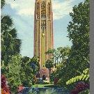 Nice LAKE WALES, FLORIDA/FL POSTCARD, The Singing Tower