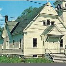 Nice KENNEBUNK, MAINE/ME POSTCARD, St. Monica's Church