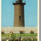 MARTHA'S VINEYARD, MASS/MA POSTCARD,E Chop Light, Cape