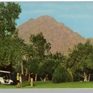 Nice PHOENIX, ARIZONA/AZ POSTCARD, Biltmore/Golf Course
