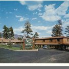 N. DURANGO, COLORADO/CO POSTCARD, Silver Spur Motel