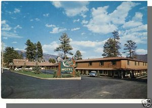 N. DURANGO, COLORADO/CO POSTCARD, Silver Spur Motel