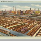 Nice CHICAGO, ILLINOIS/IL POSTCARD, Union Stock Yards