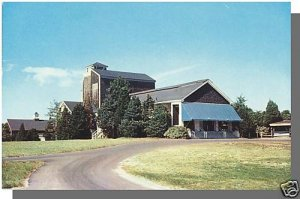 DENNIS, MASS/MA POSTCARD, Dennis Playhouse, Cape Cod