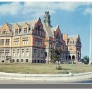 FAIRHAVEN MASS/MA POSTCARD, Fairhaven High School,Mint!