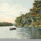DEAL LAKE, NEW JERSEY/NJ POSTCARD, Ross Fenton Farm