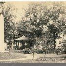 Early FARMINGTON, MAINE/ME POSTCARD, Monument Park