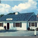 DENNISPORT, MASS/MA POSTCARD, Post Office, Cape Cod