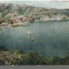 Early AVALON,CALIF/CA POSTCARD, Catalina Island, 1916!