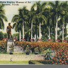 SARASOTA, FLORIDA/FLPOSTCARD, Ringling Museum Of Art