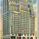 Beautiful NEW YORK/NY POSTCARD, Hotel Dixie, 1950's?