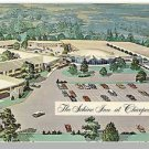 CHICOPEE, MASS/MA POSTCARD, The Schine Inn, Oversized