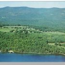 Nice MELVIN VILLAGE, NH POSTCARD, Bald Peak Colony Club