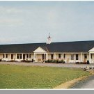 Nice WEST HATFIELD, MASS/MA POSTCARD, Jenny Lind Motel