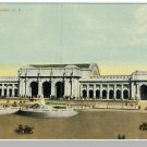 Nice WASHINGTON, DC POSTCARD, Union Station, 1920's?