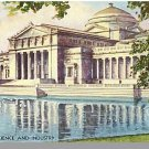 CHICAGO, ILLINOIS/IL POSTCARD, Science Museum/1933 Expo