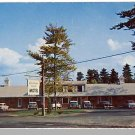 LACONIA, NEW HAMPSHR/NH POSTCARD,Christmas Island Motel