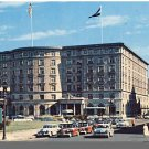 BOSTON, MASS/MA POSTCARD, Sheraton Plaza Hotel, 1950's?