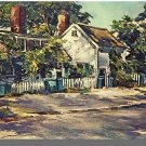 KENNEBUNKPORT, MAINE/ME POSTCARD,Roger Deering Painting
