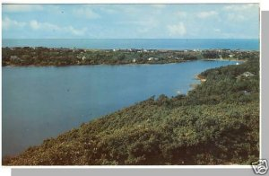 Nice DENNIS, MASS/MA POSTCARD, Scargo Lake, Cape Cod
