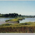 Nice CUMMAQUID, MASS/MA POSTCARD, Scenic View, Cape Cod