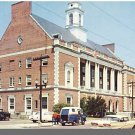 NEW BERN, NORTH CAROLINA/NC POSTCARD, PO & Federal Bldg