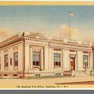 Nice HAZLETON, PENNSYLVANIA/PA POSTCARD, Post Office