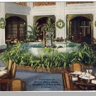 CHICAGO, ILLINOIS/IL POSTCARD,Grill Room/Marshall Field