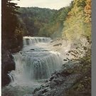 CASTILE, NEW YORK/NY POSTCARD, Letchworth State Park