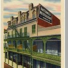 NEW ORLEANS, LOUISIANA/LA POSTCARD, Antoine's Restaurant