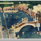 CORAL GABLES, FLORIDA/FL POSTCARD, Venetian Pool, 1956