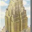 Stunning NEW YORK/NY POSTCARD, Hotel New Yorker