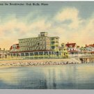 OAK BLUFFS, MASS/MA POSTCARD, Sea View Hotel, Cape Cod