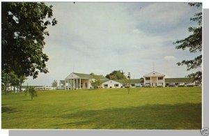 DENVER, PENNSYLVANIA/PA POSTCARD, Colonial Motor Lodge