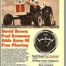 Classic 1971 DAVID BROWN AD, Northeast Tractor Company