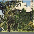KINGSTON, RHODE ISLAND/RI POSTCARD, URI, Davis Hall
