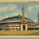 Striking ST. LOUIS, MISSOURI/MO POSTCARD, The Arena