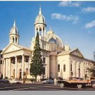 SAN JOSE CALIFORNIA/CA POSTCARD, St. Joseph's Church