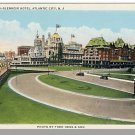 ATLANTIC CITY, NEW JERSEY/NJ POSTCARD,Marlborough Hotel