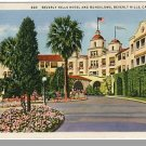 BEVERLY HILLS, CALIFORNIA/CA POSTCARD,Hotel & Bungalows