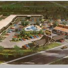Nice FRESNO, CALIF/CA POSTCARD, Hill House Motor Hotel