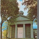 BARNSTABLE, MASS/MA POSTCARD, Court House, Cape Cod